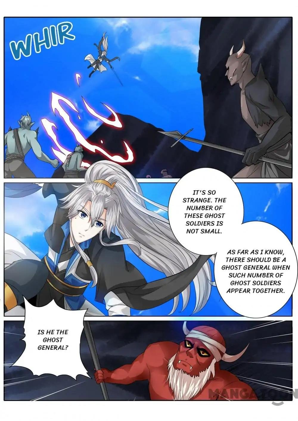 Manga All Heavenly Days - Chapter 127 Page 7