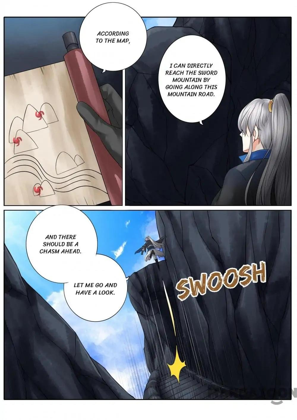 Manga All Heavenly Days - Chapter 126 Page 1