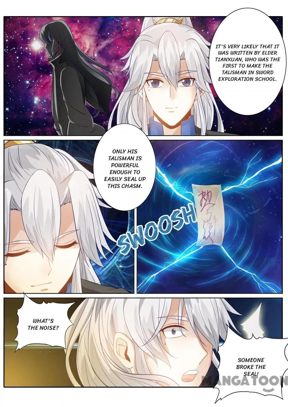 Manga All Heavenly Days - Chapter 126 Page 3