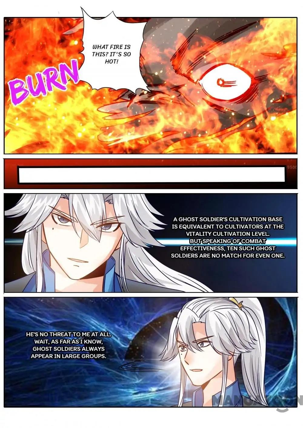 Manga All Heavenly Days - Chapter 126 Page 6