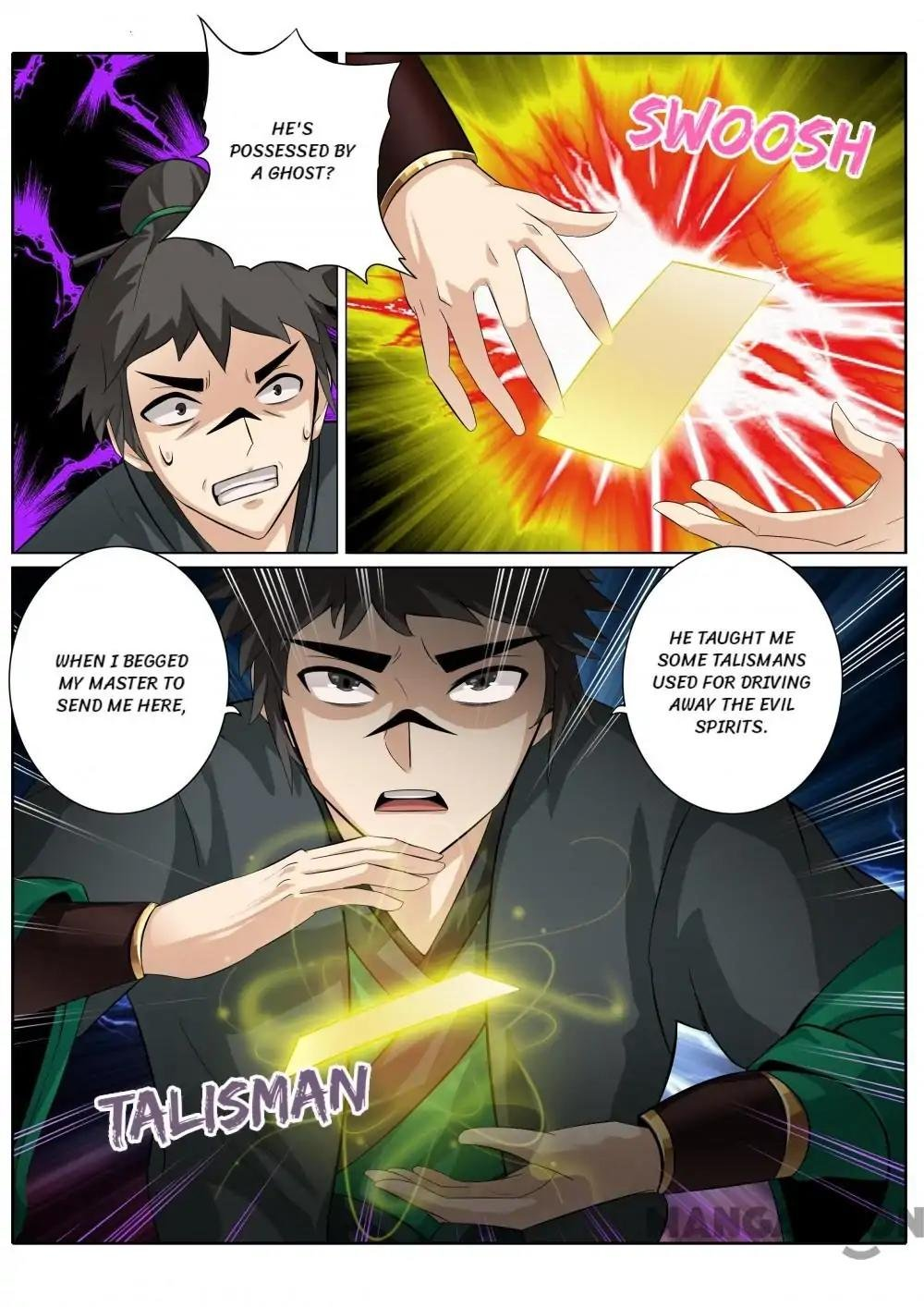 Manga All Heavenly Days - Chapter 133 Page 6