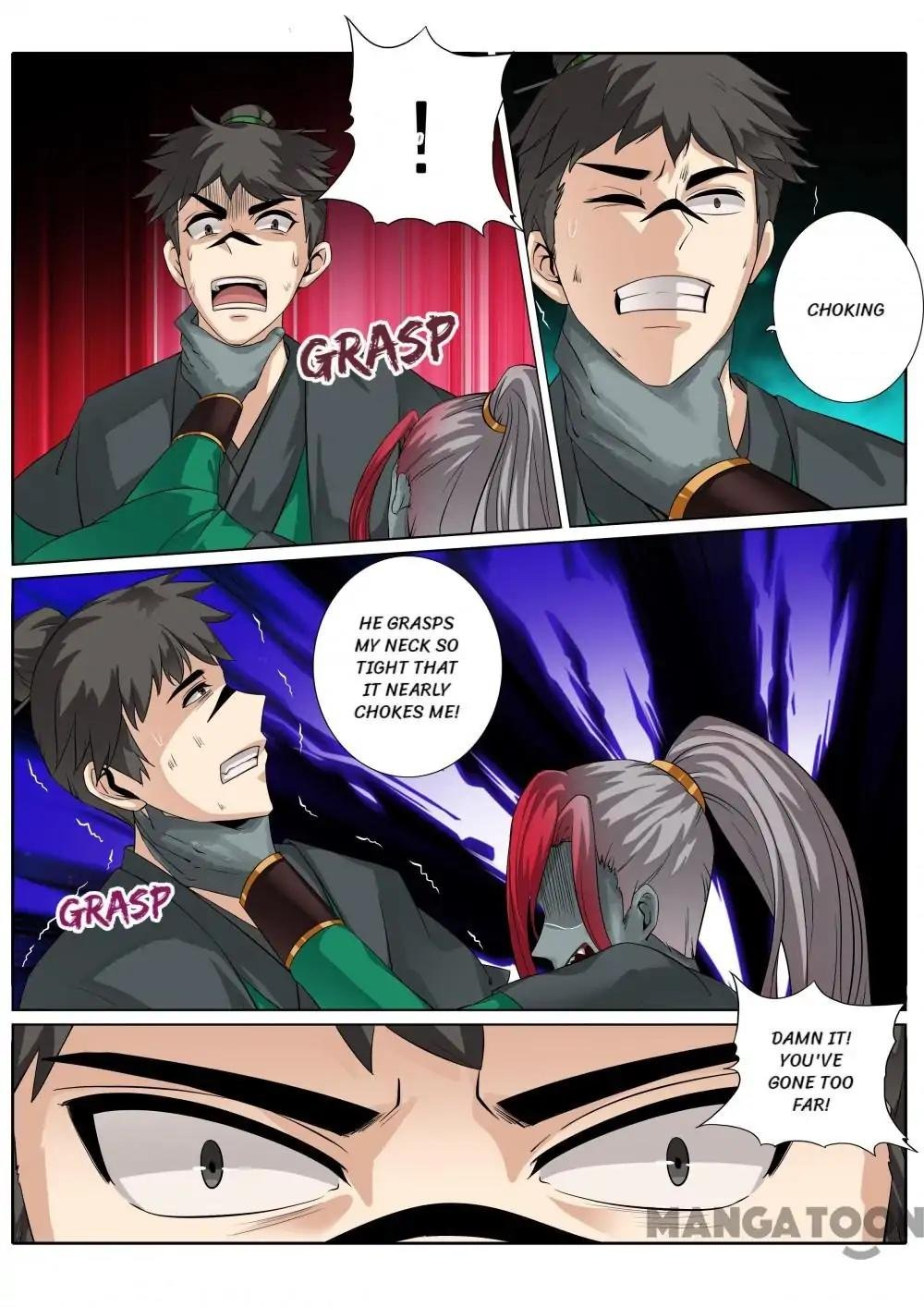 Manga All Heavenly Days - Chapter 133 Page 3