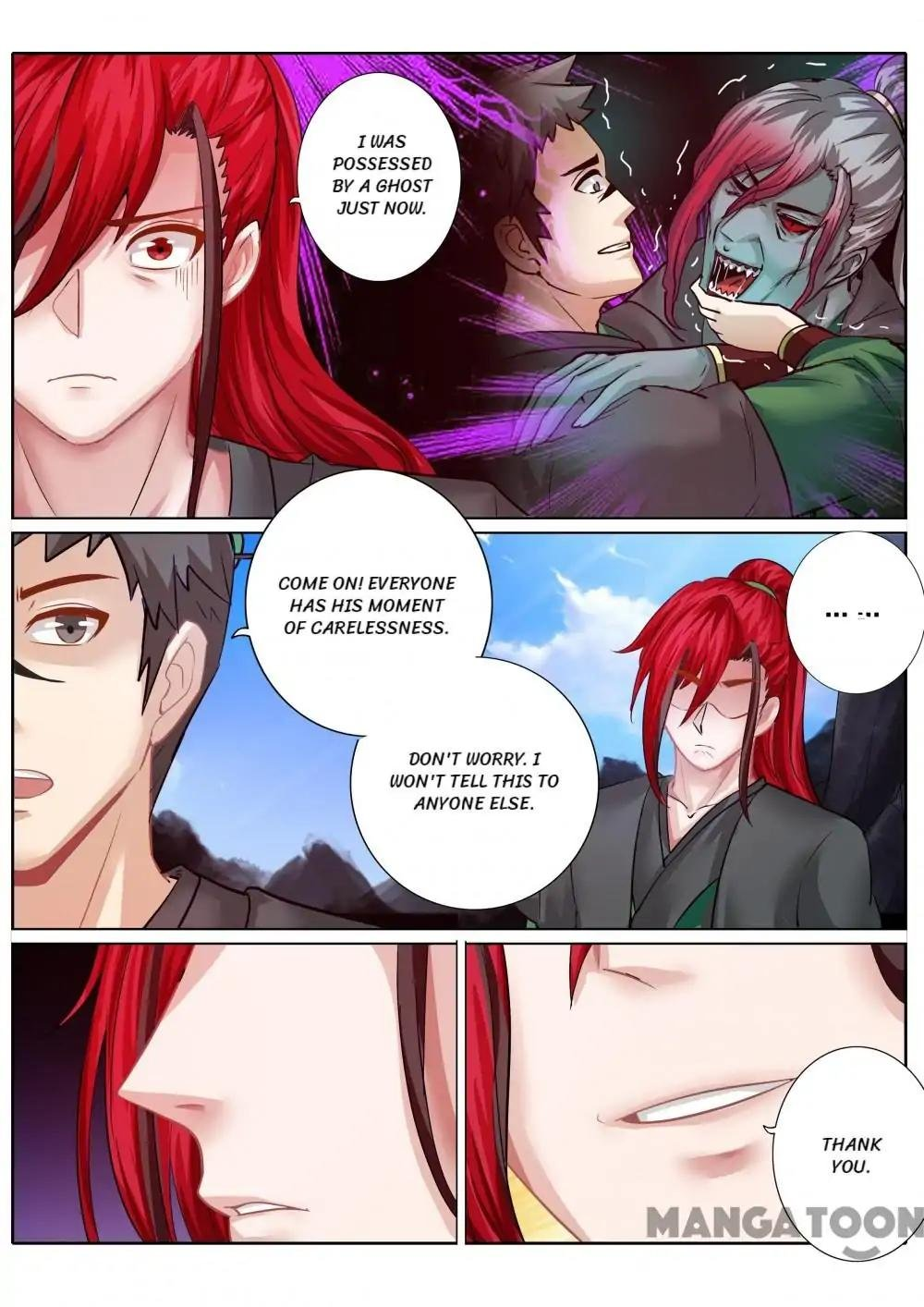 Manga All Heavenly Days - Chapter 133 Page 9