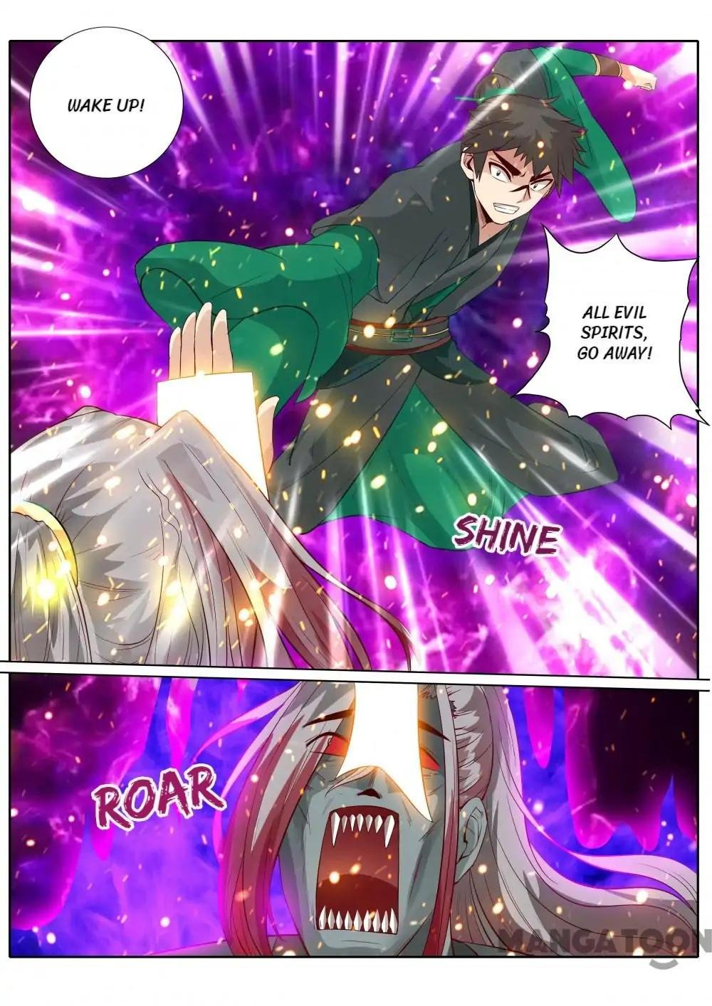 Manga All Heavenly Days - Chapter 133 Page 7