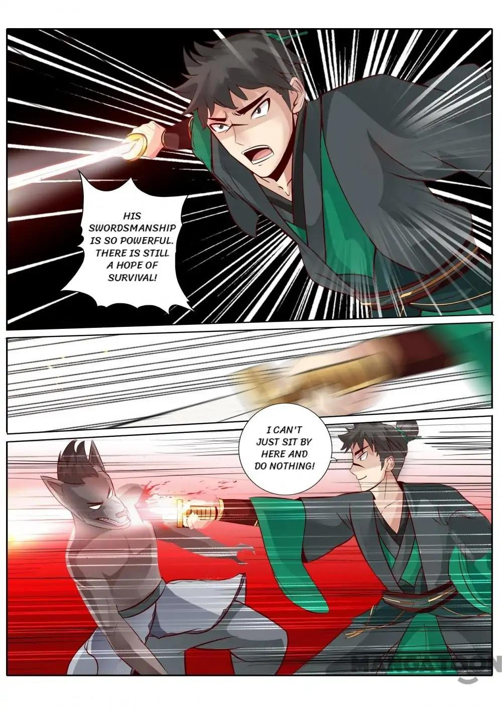 Manga All Heavenly Days - Chapter 132 Page 4