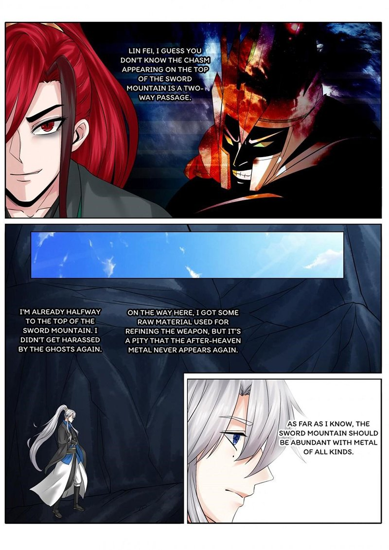 Manga All Heavenly Days - Chapter 134 Page 4