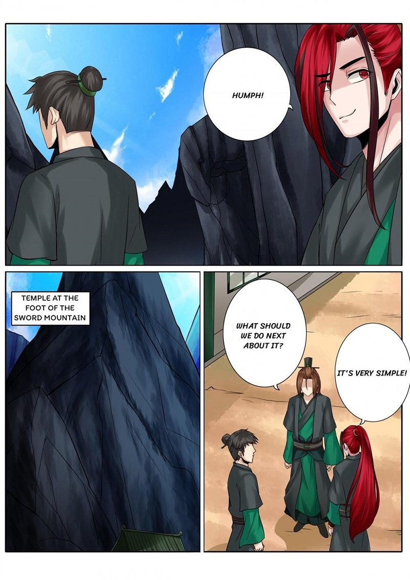 Manga All Heavenly Days - Chapter 134 Page 2