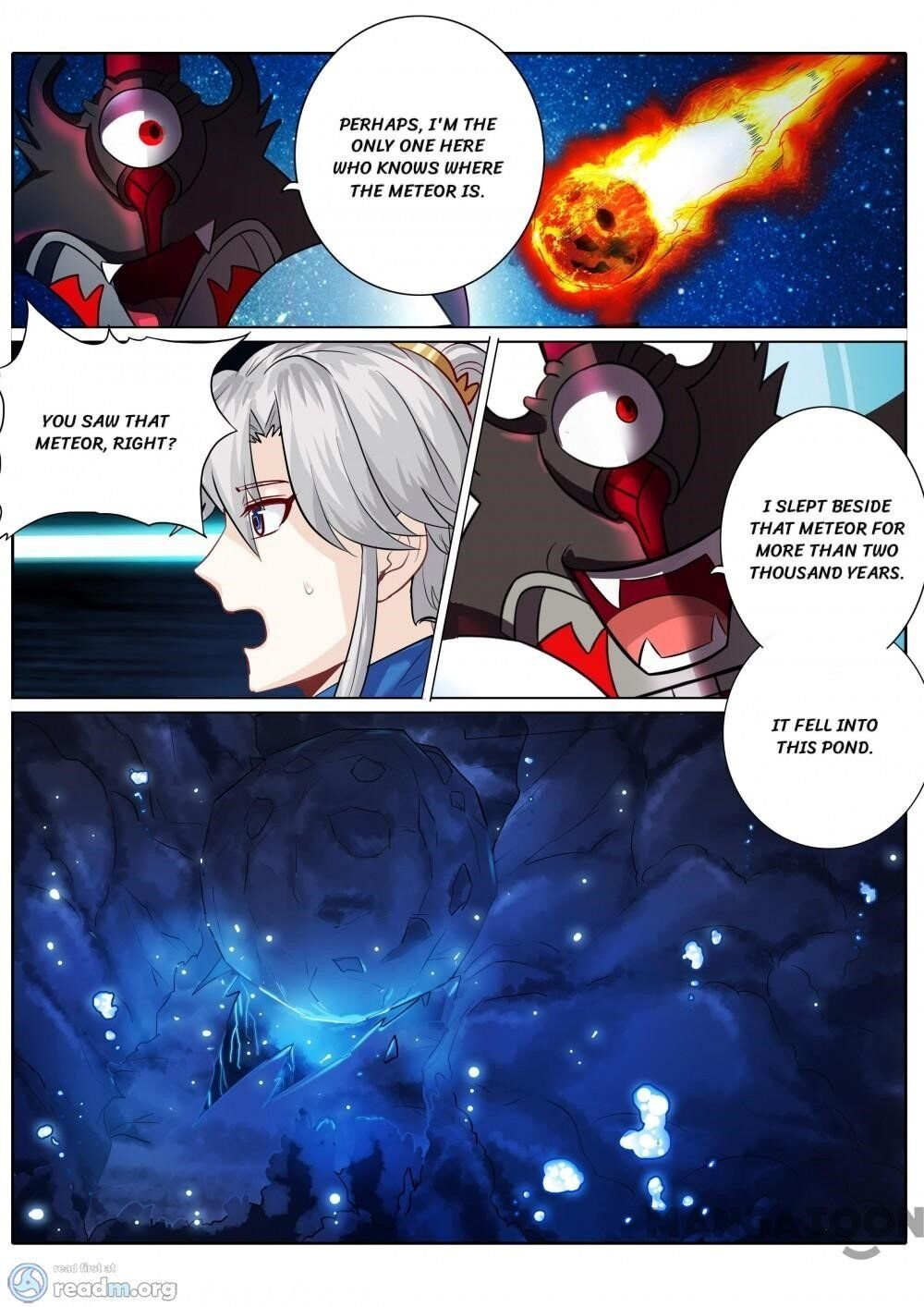 Manga All Heavenly Days - Chapter 144 Page 8