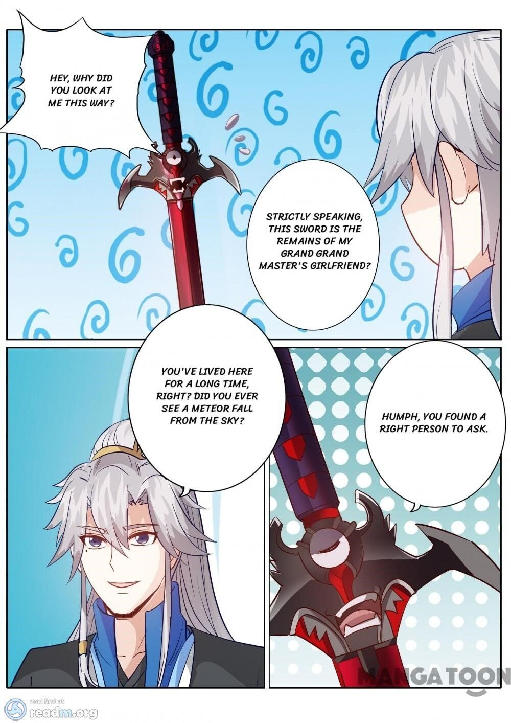 Manga All Heavenly Days - Chapter 144 Page 7
