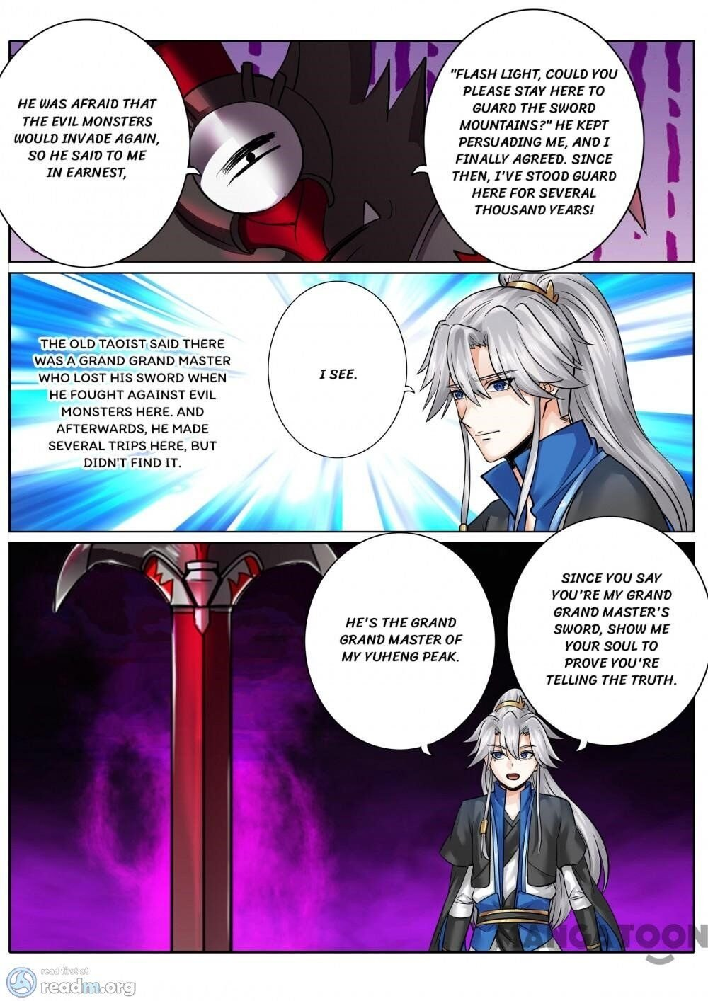 Manga All Heavenly Days - Chapter 143 Page 4