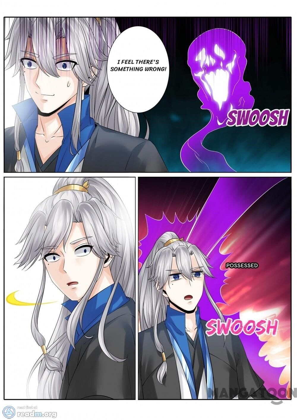 Manga All Heavenly Days - Chapter 141 Page 1