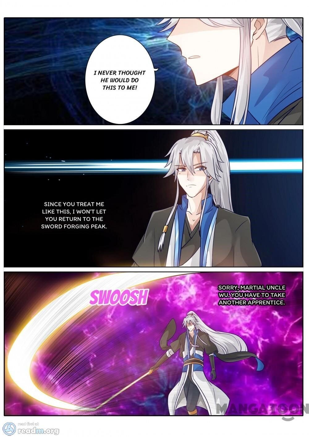 Manga All Heavenly Days - Chapter 141 Page 7