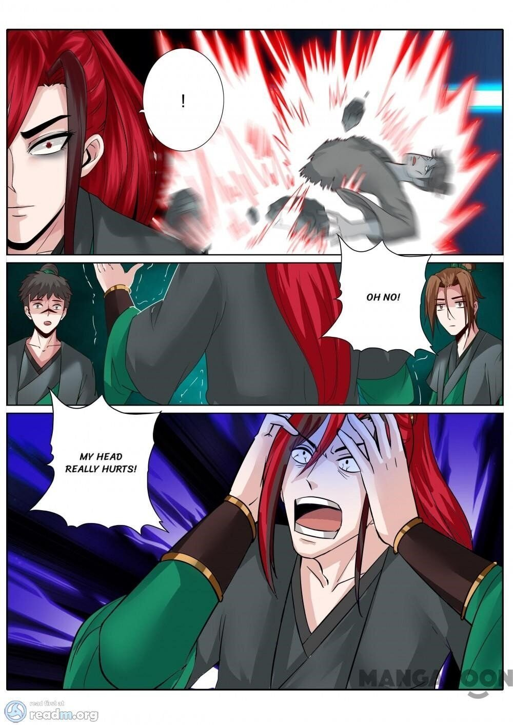 Manga All Heavenly Days - Chapter 141 Page 9