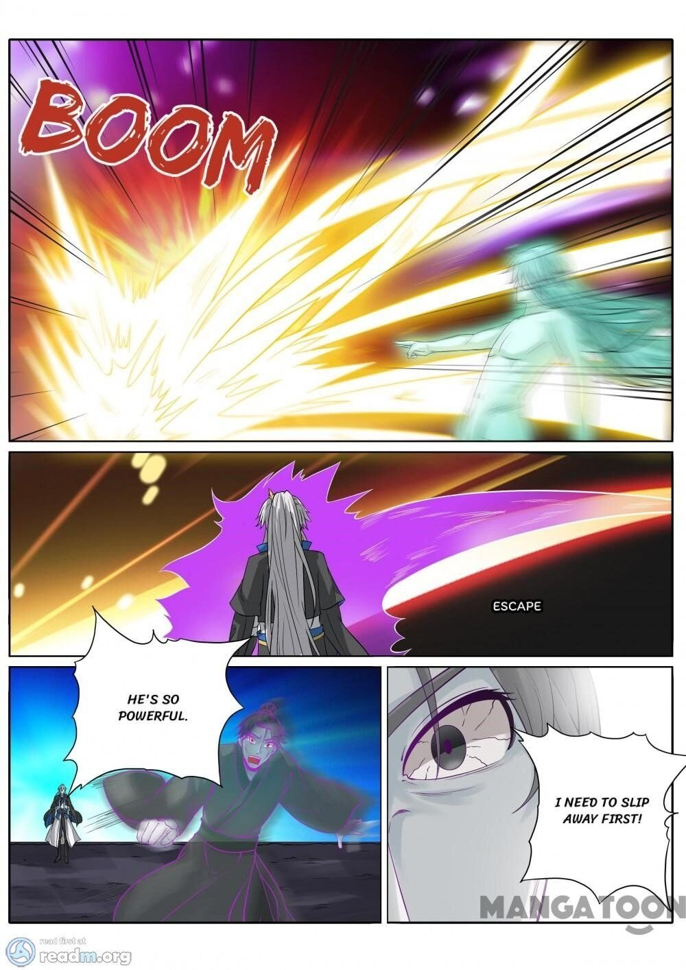 Manga All Heavenly Days - Chapter 141 Page 3
