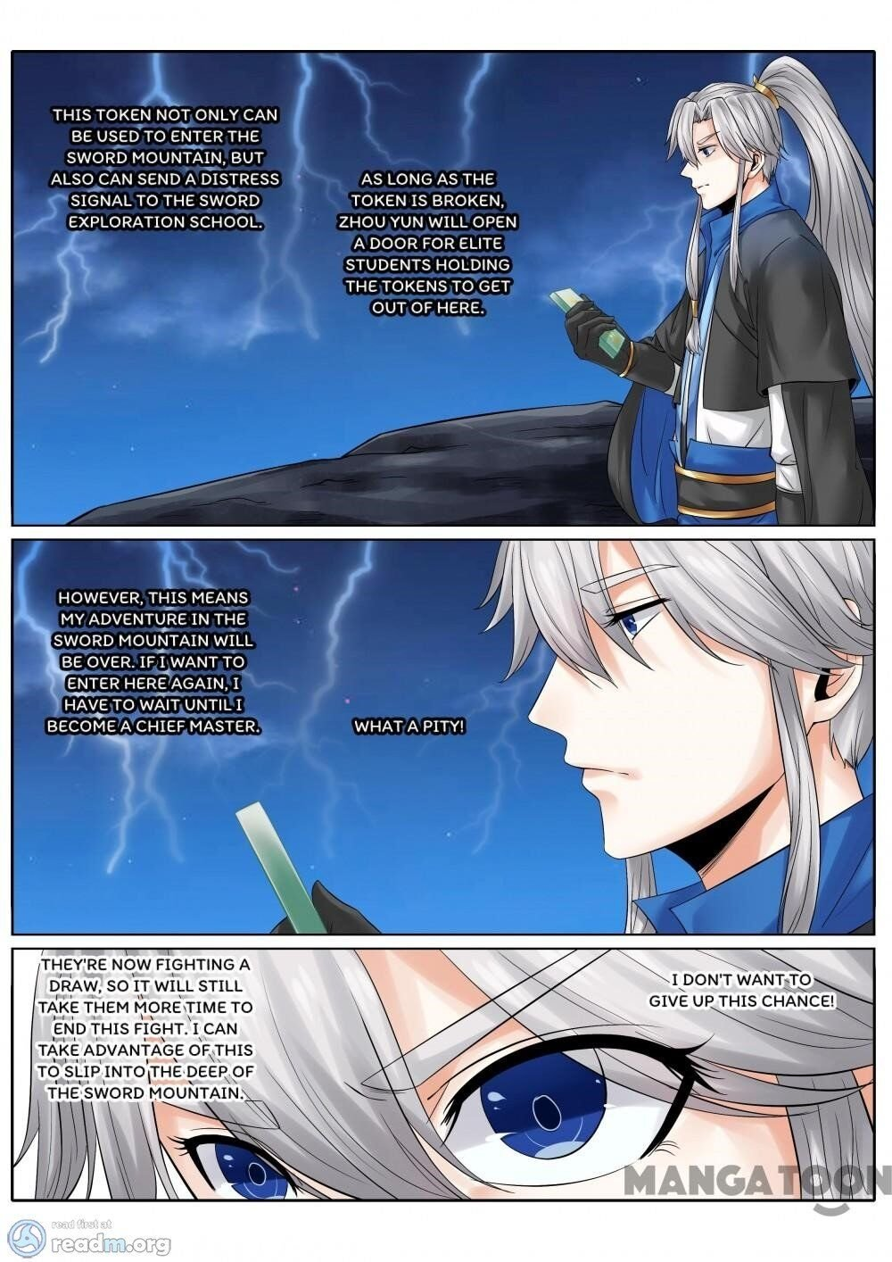 Manga All Heavenly Days - Chapter 140 Page 4