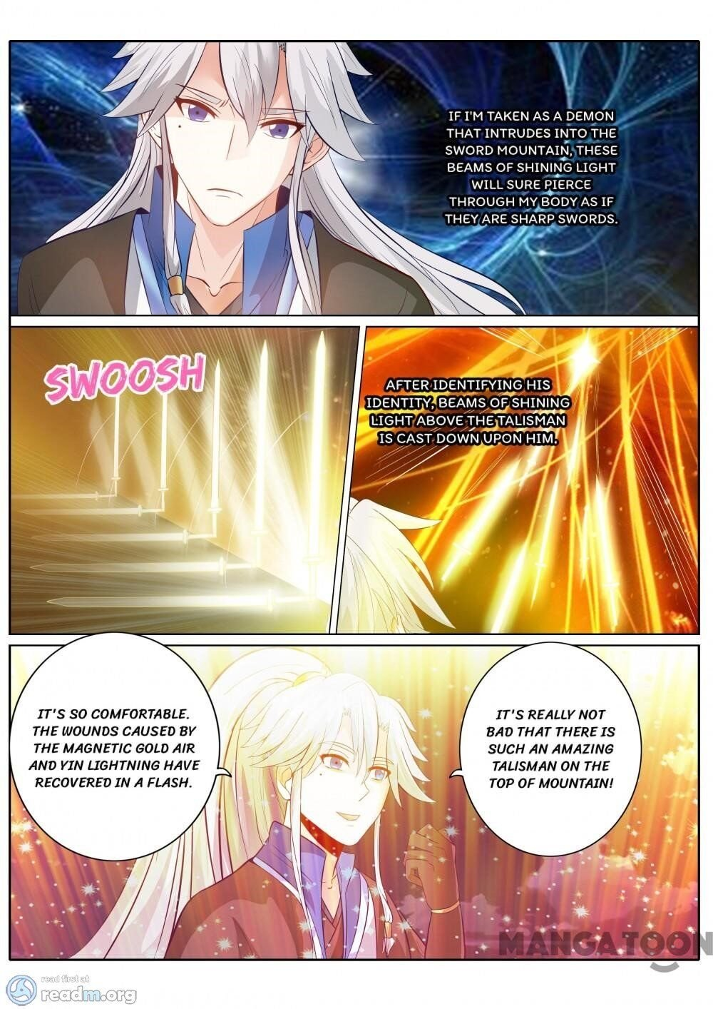 Manga All Heavenly Days - Chapter 140 Page 2