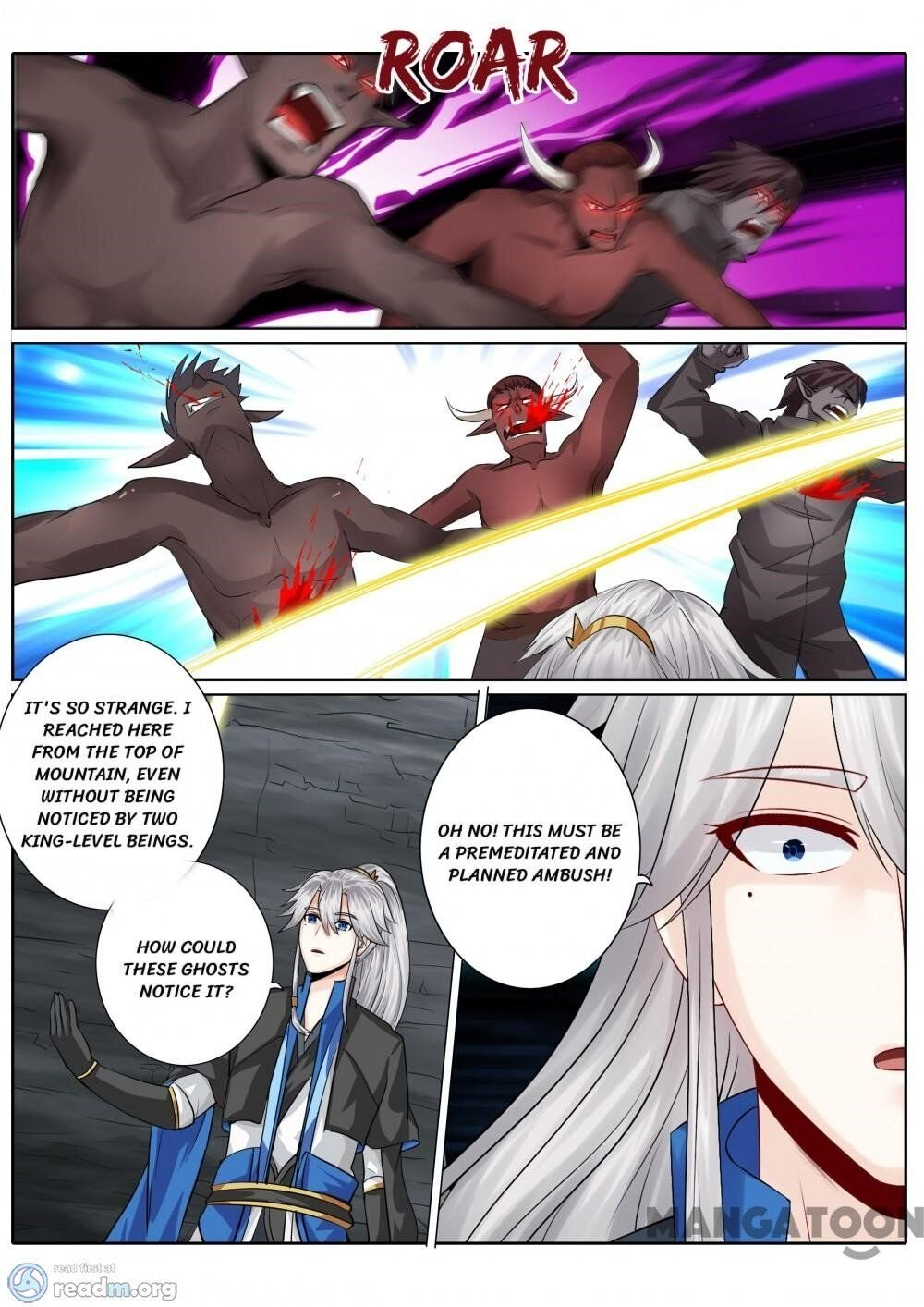 Manga All Heavenly Days - Chapter 140 Page 8