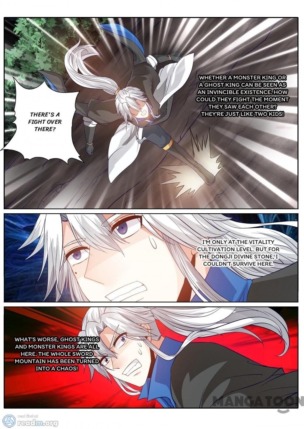 Manga All Heavenly Days - Chapter 139 Page 5