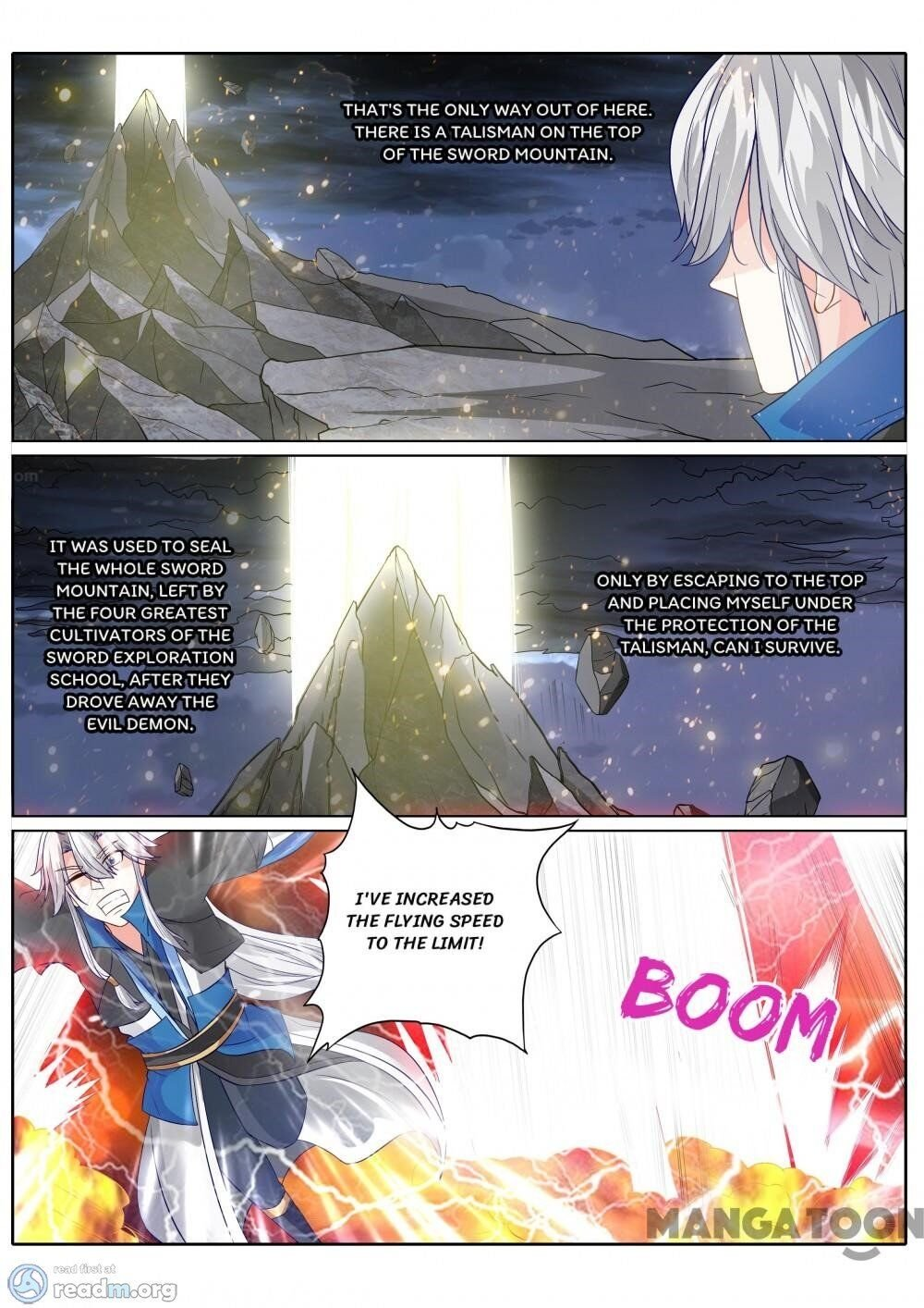 Manga All Heavenly Days - Chapter 139 Page 7
