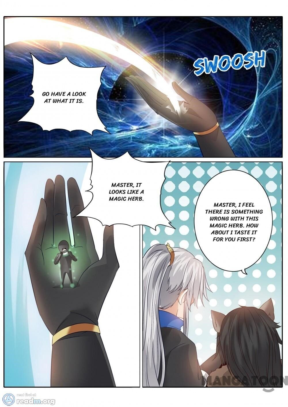 Manga All Heavenly Days - Chapter 138 Page 6