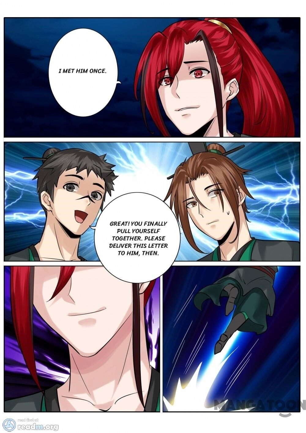Manga All Heavenly Days - Chapter 136 Page 5
