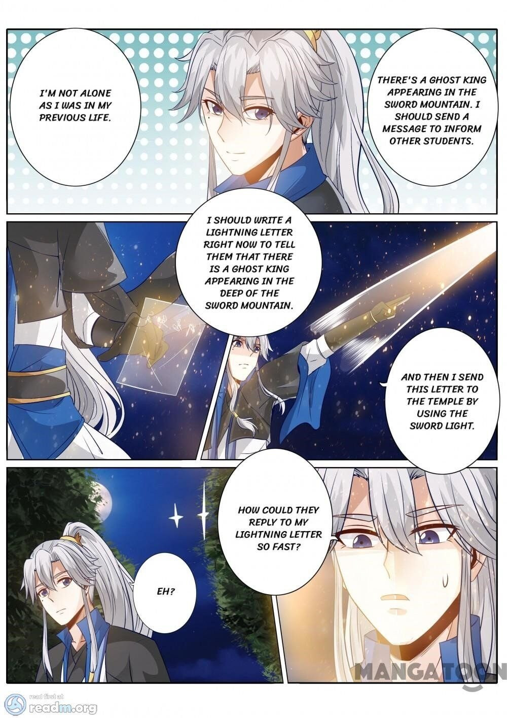 Manga All Heavenly Days - Chapter 136 Page 2