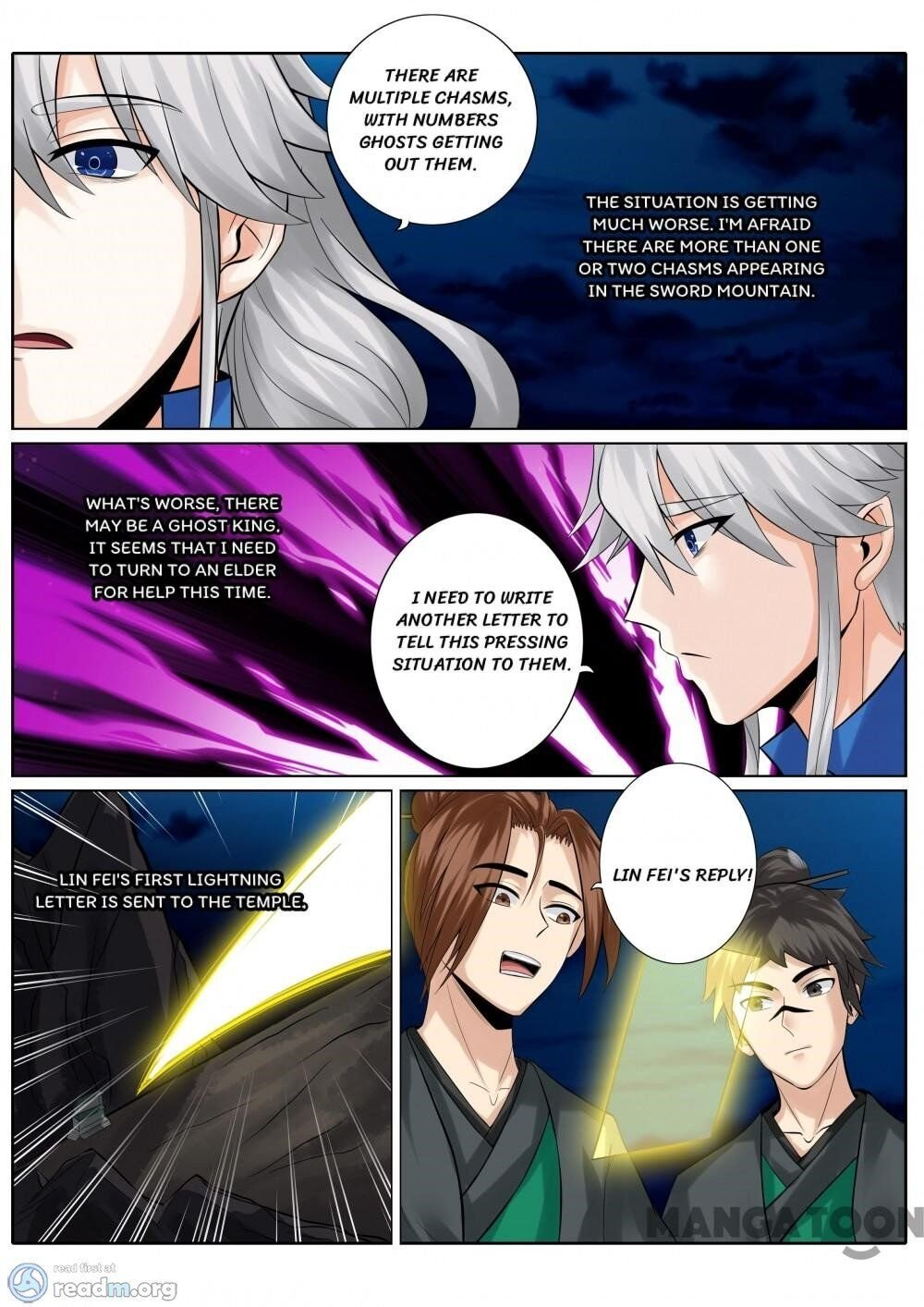 Manga All Heavenly Days - Chapter 136 Page 3