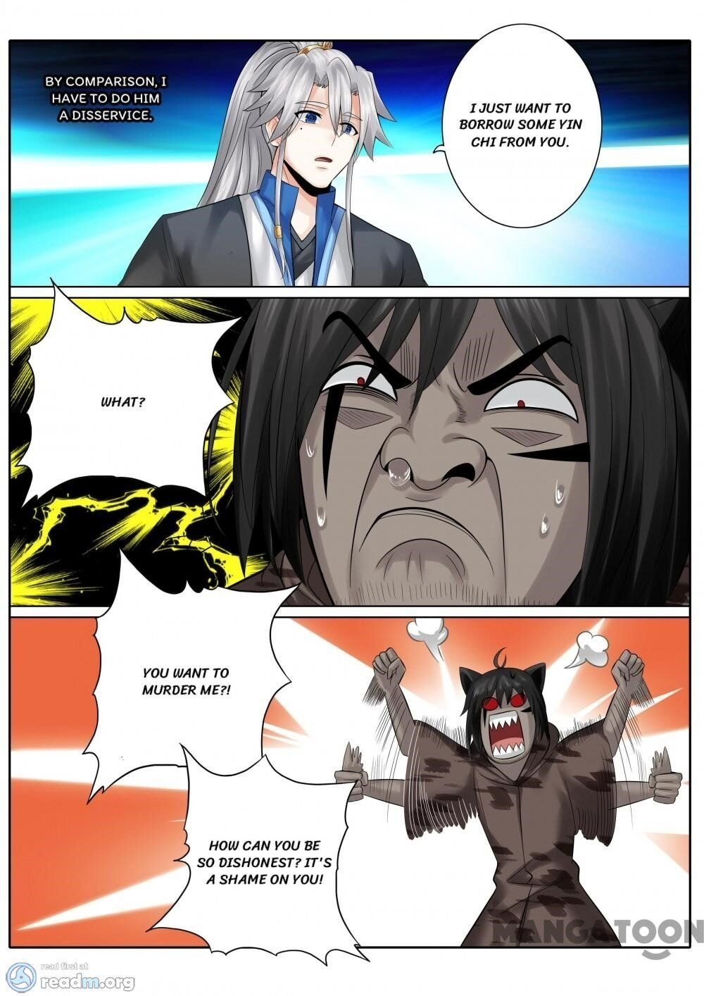 Manga All Heavenly Days - Chapter 135 Page 2