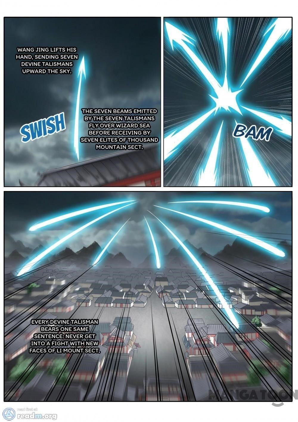 Manga All Heavenly Days - Chapter 153 Page 3