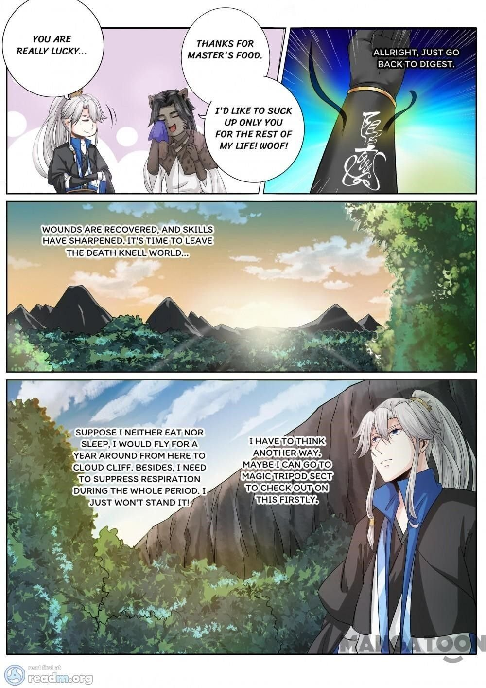 Manga All Heavenly Days - Chapter 153 Page 7