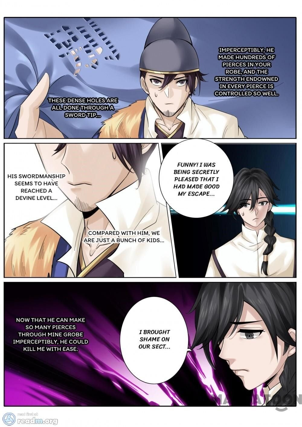 Manga All Heavenly Days - Chapter 153 Page 1