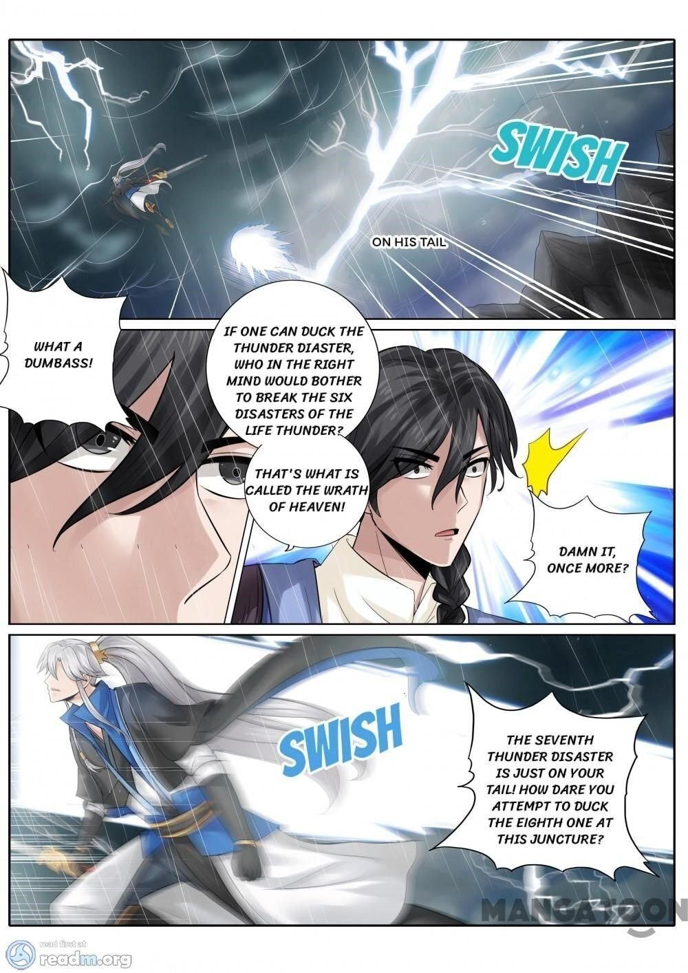 Manga All Heavenly Days - Chapter 152 Page 1