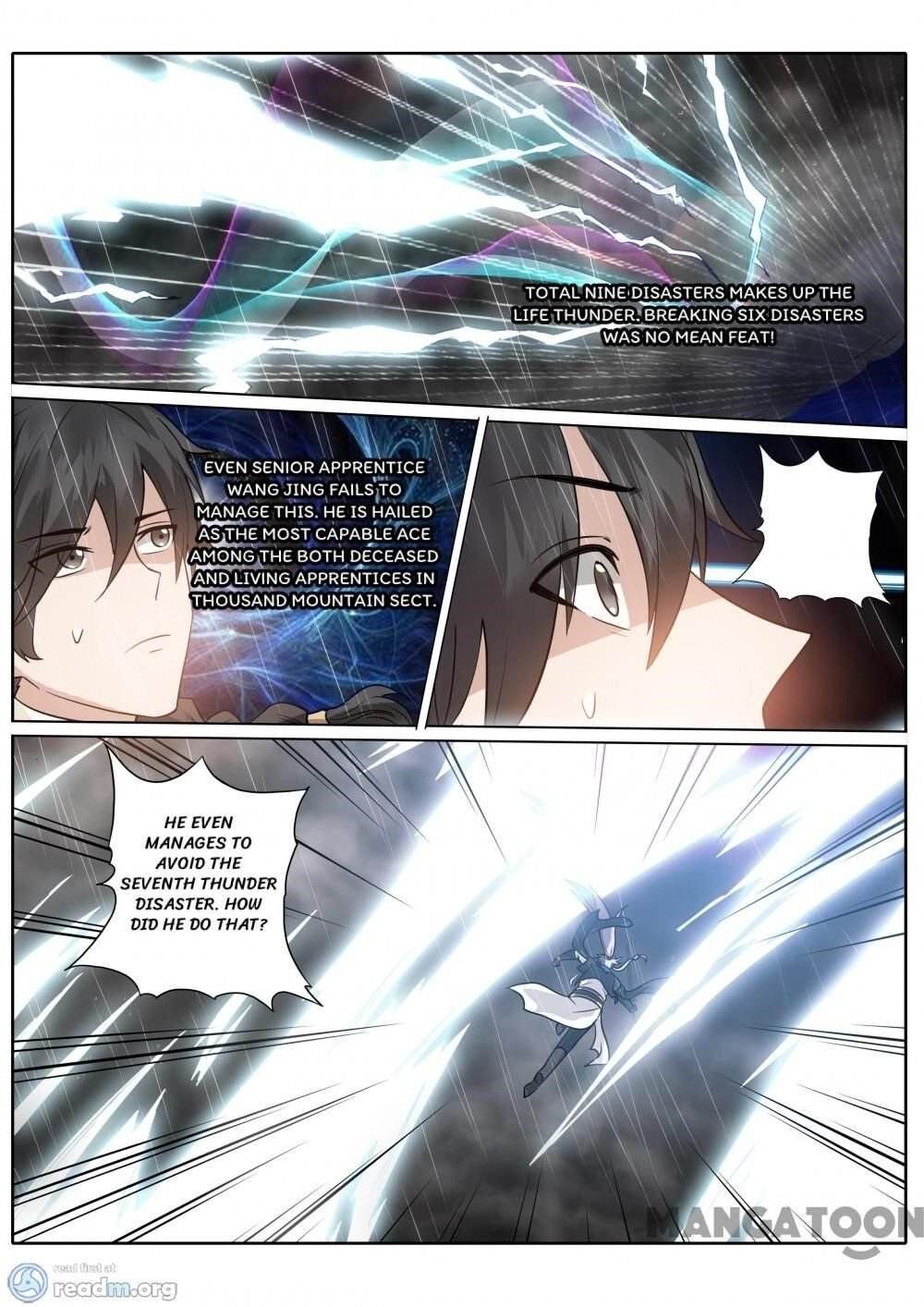 Manga All Heavenly Days - Chapter 151 Page 8