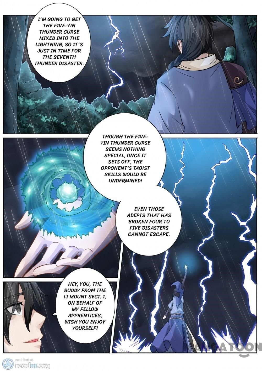 Manga All Heavenly Days - Chapter 151 Page 7