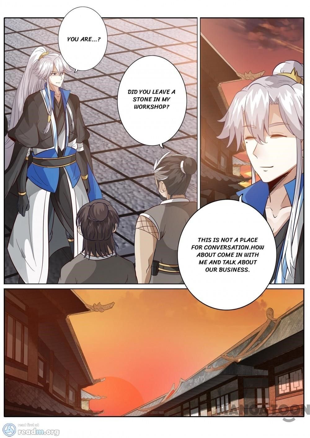 Manga All Heavenly Days - Chapter 161 Page 2