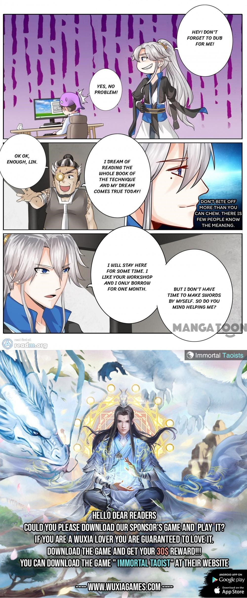 Manga All Heavenly Days - Chapter 161 Page 8