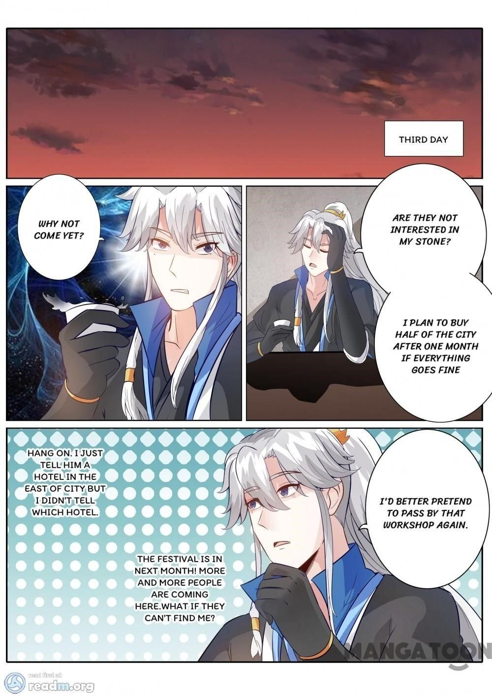 Manga All Heavenly Days - Chapter 160 Page 7