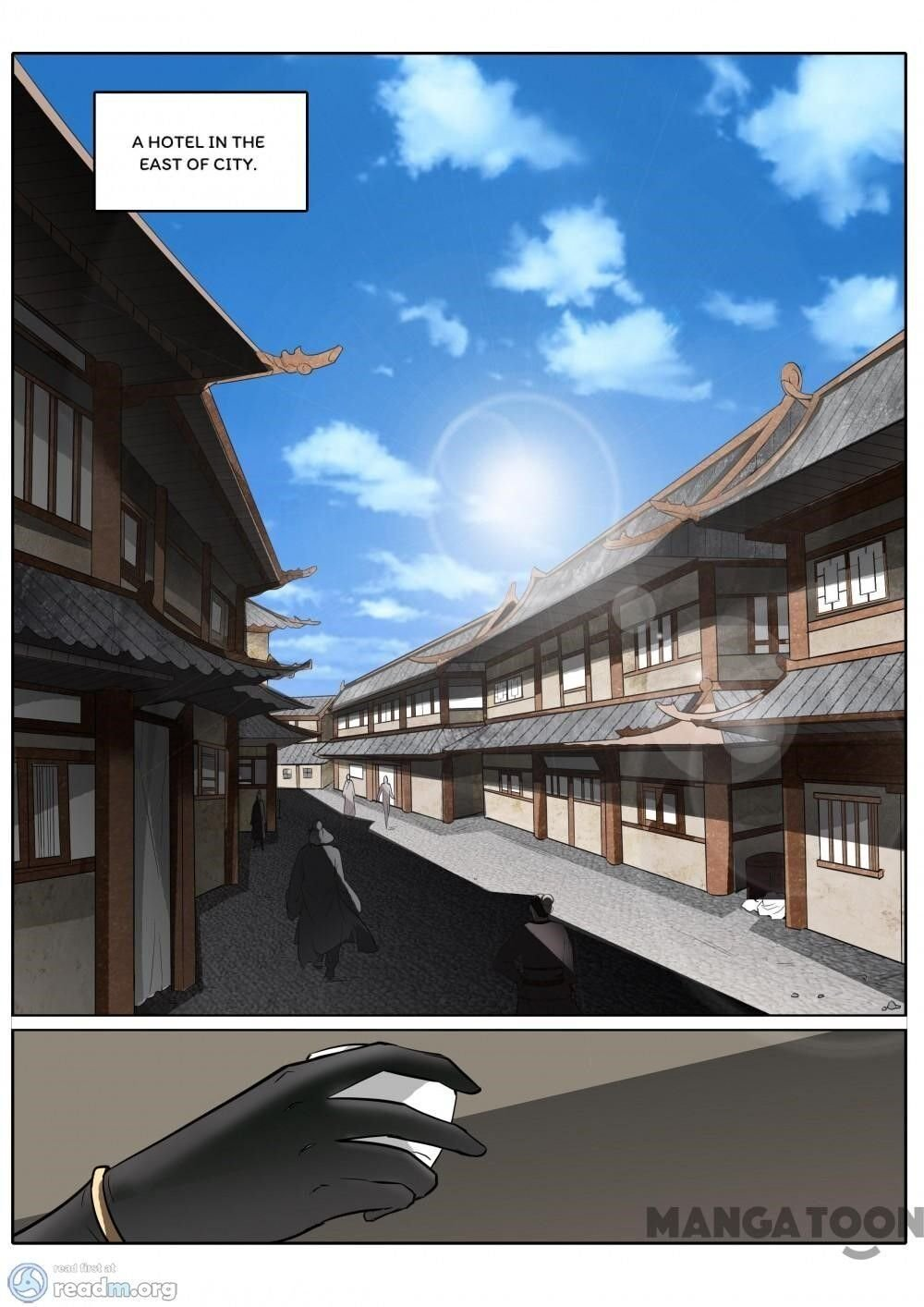 Manga All Heavenly Days - Chapter 160 Page 5