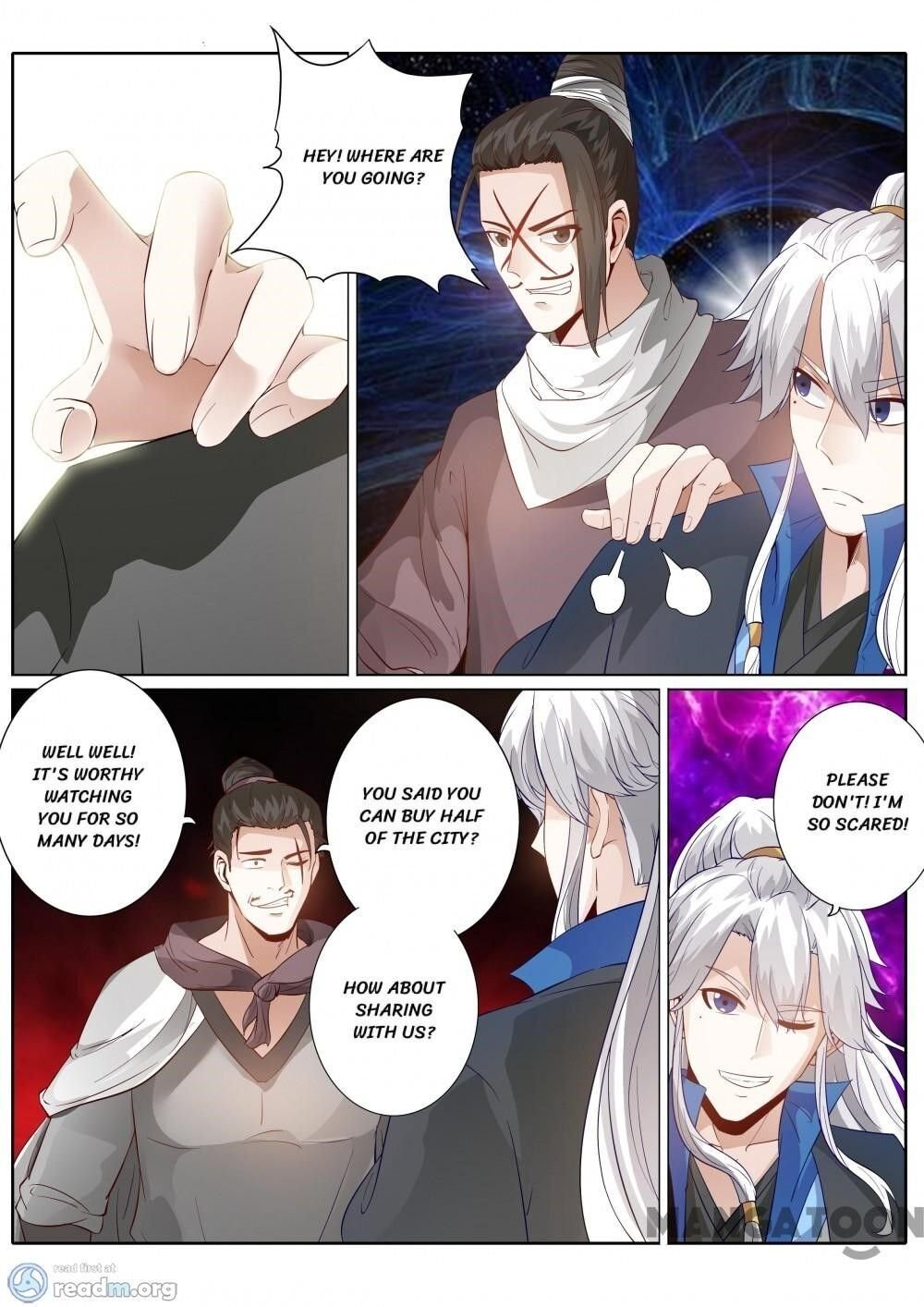 Manga All Heavenly Days - Chapter 160 Page 8