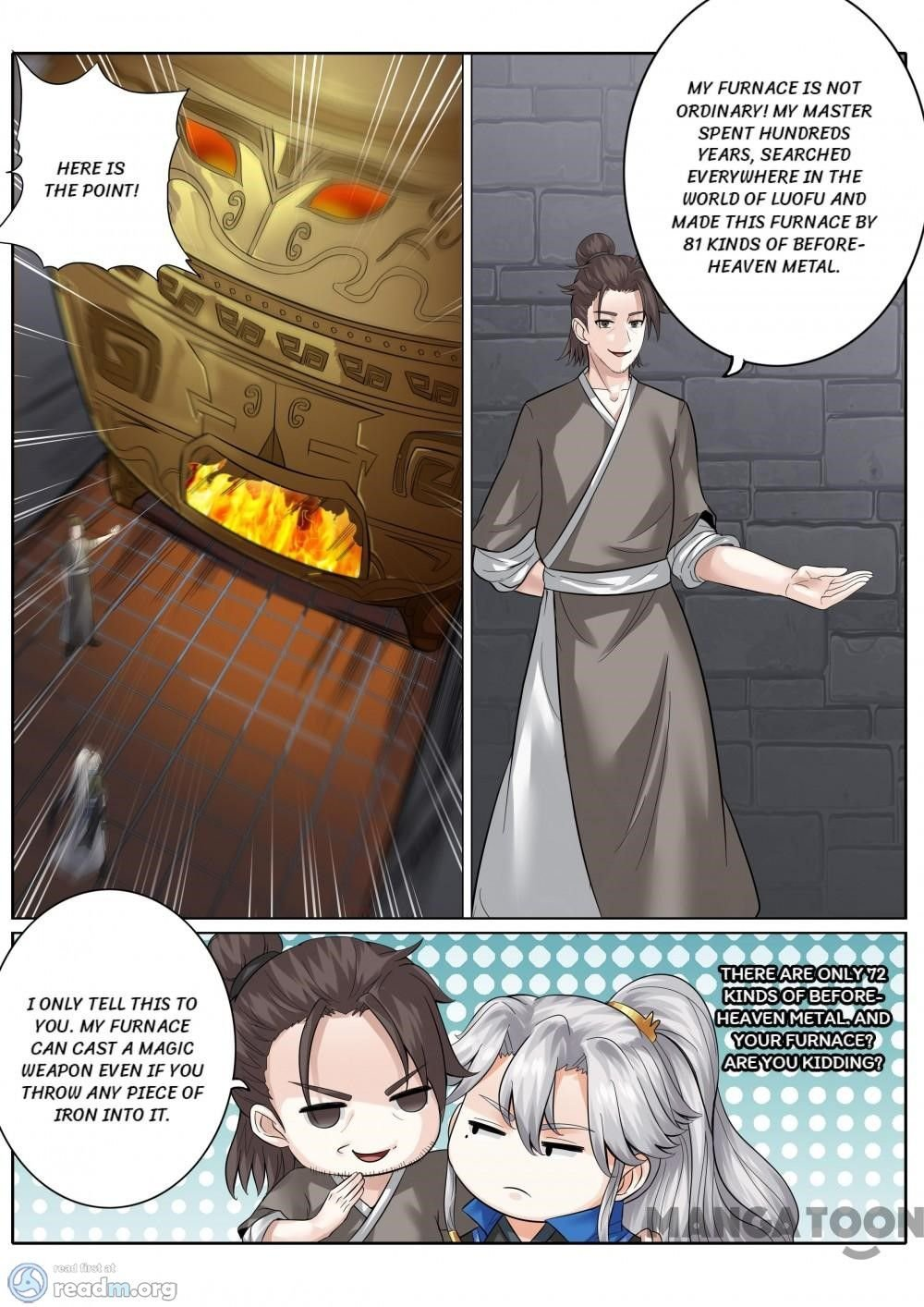 Manga All Heavenly Days - Chapter 159 Page 3