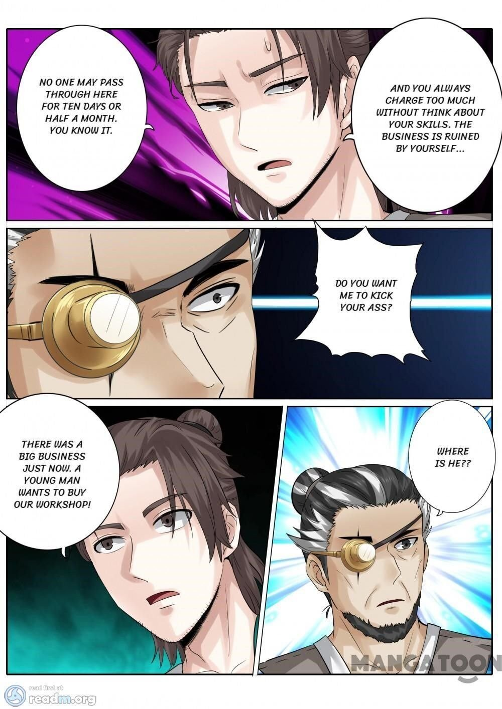 Manga All Heavenly Days - Chapter 159 Page 7