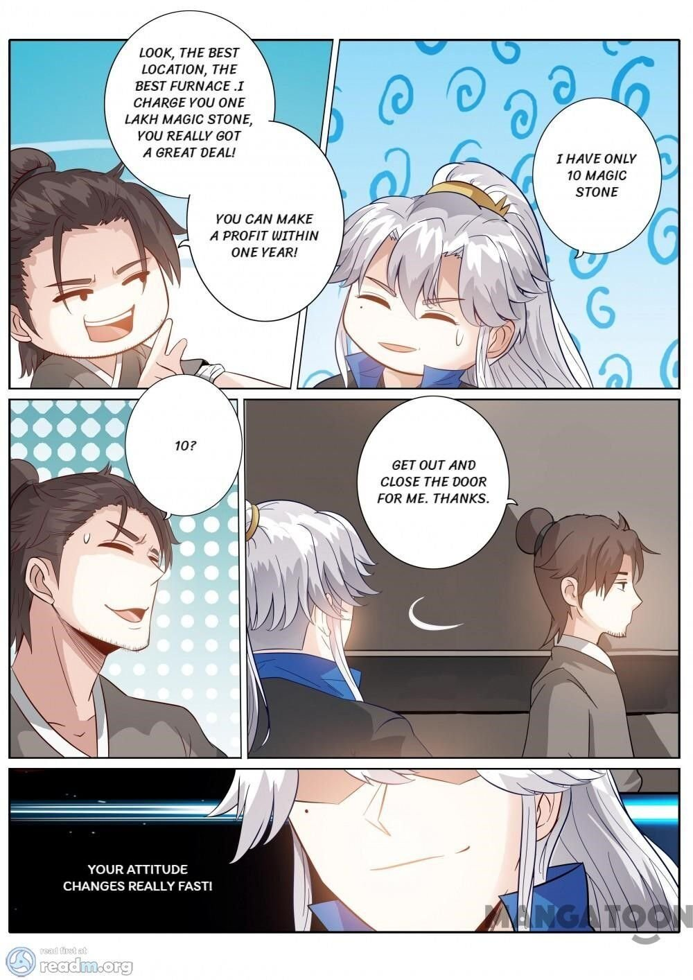 Manga All Heavenly Days - Chapter 159 Page 4