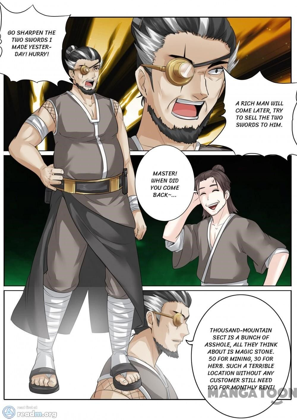 Manga All Heavenly Days - Chapter 159 Page 6