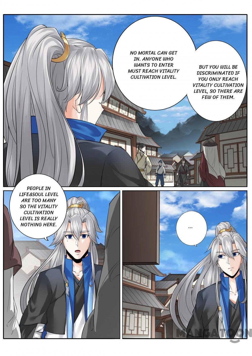 Manga All Heavenly Days - Chapter 158 Page 6