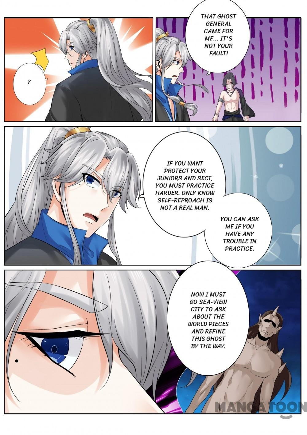 Manga All Heavenly Days - Chapter 158 Page 2