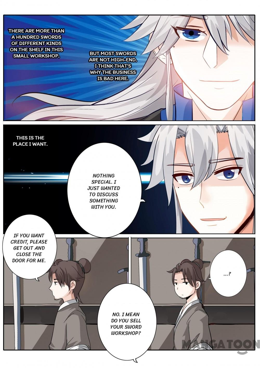 Manga All Heavenly Days - Chapter 158 Page 8