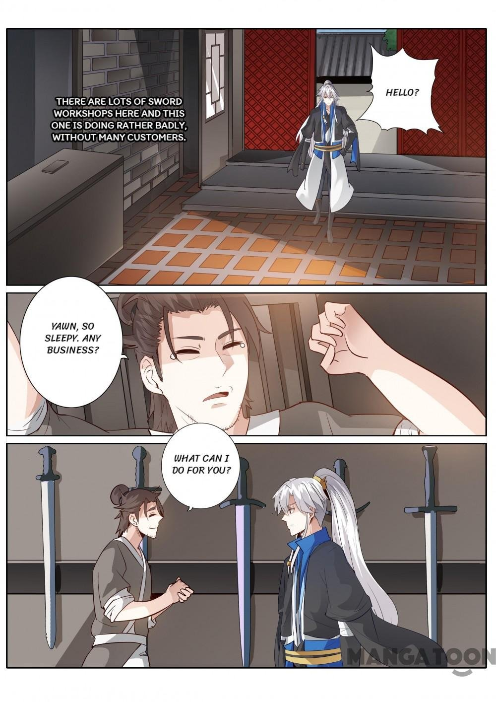 Manga All Heavenly Days - Chapter 158 Page 7