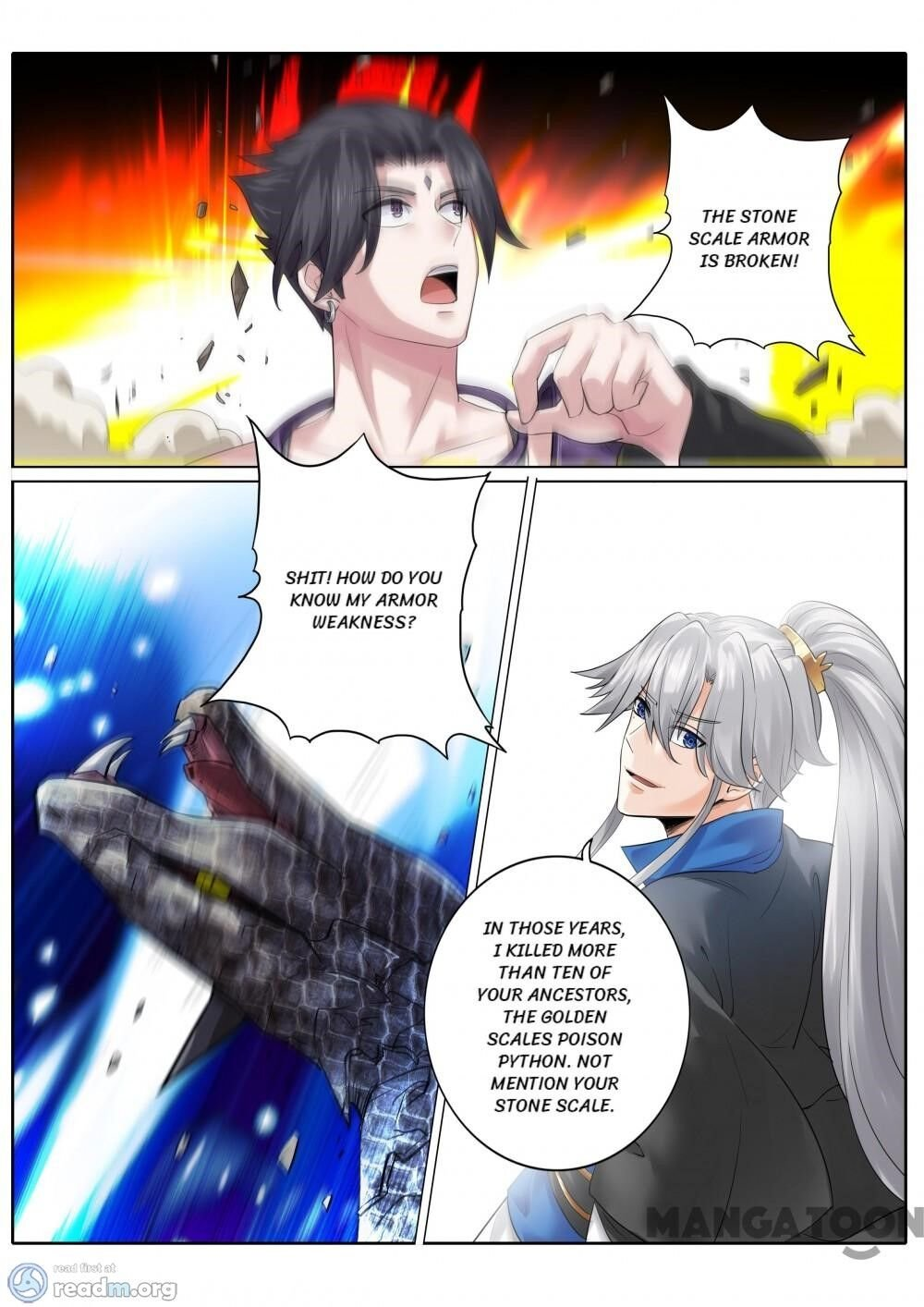 Manga All Heavenly Days - Chapter 157 Page 7