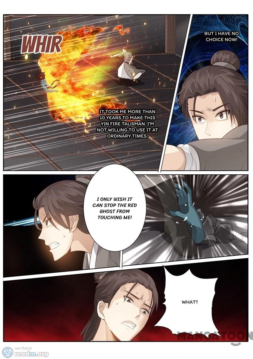 Manga All Heavenly Days - Chapter 165 Page 7