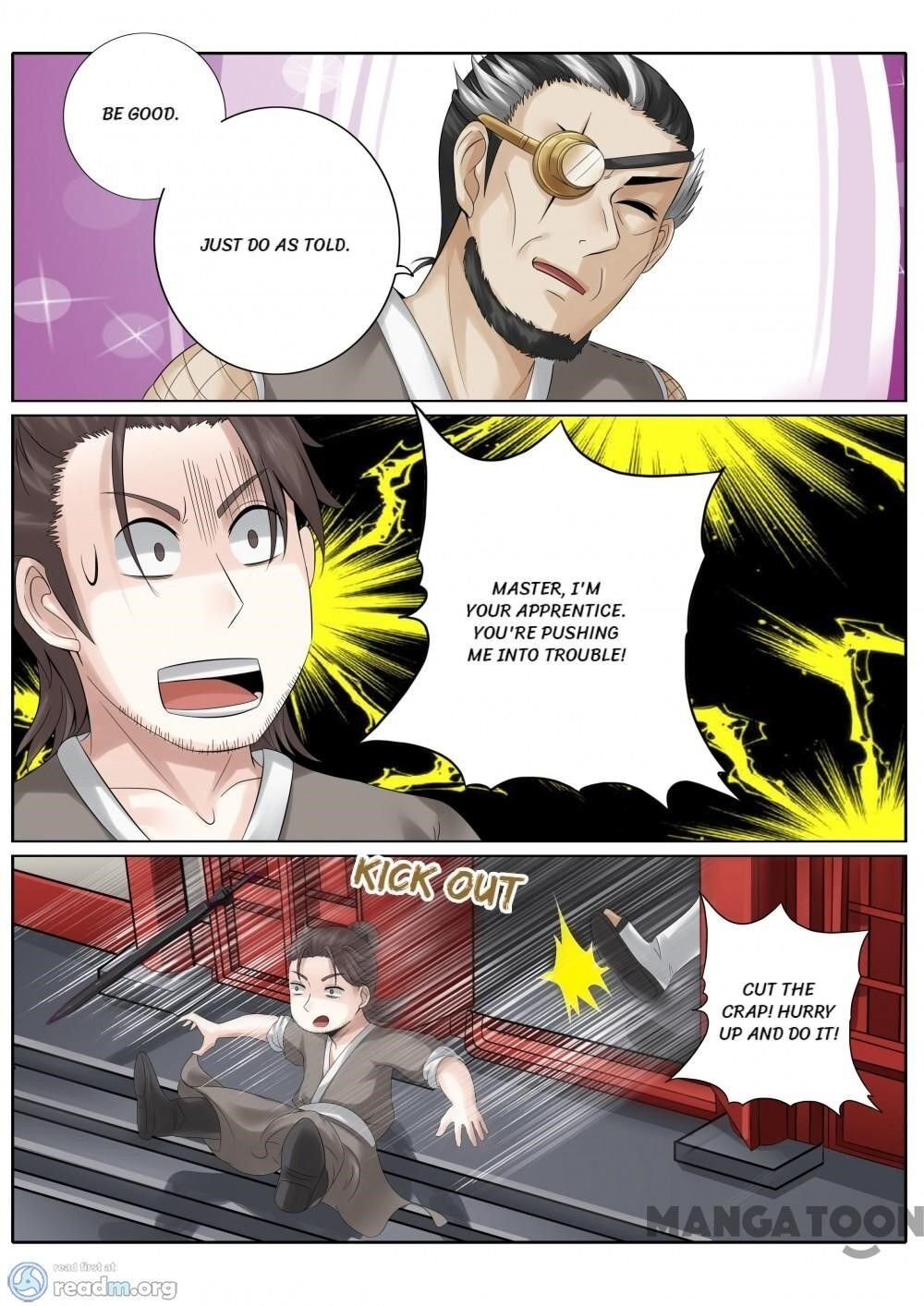 Manga All Heavenly Days - Chapter 164 Page 2
